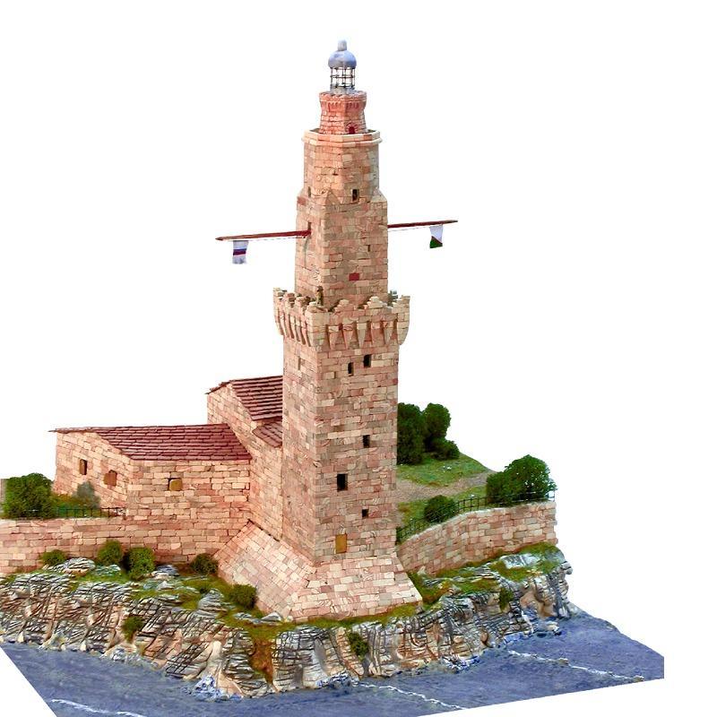 Der Leuchtturm Faro de Porto Pi steht in Palma de Mallorca