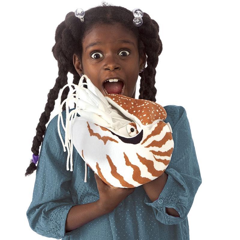 Nicht von Jules Verne sondern von Folkmanis: Die Nautilus