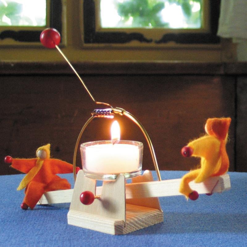 Kraul Spielzeug Lichtwippe