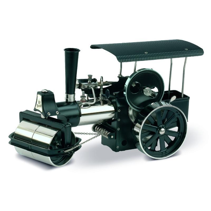Mobile Modelldampfmaschine von Wilesco